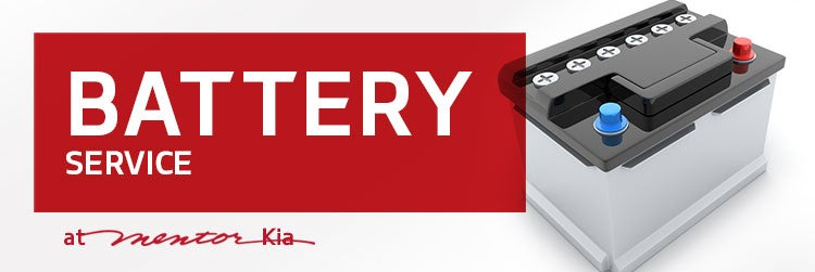 Car Battery Service With Mentor Kia